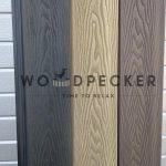 WPC – wood plastic imitation