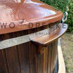 side table, mini bar for tub (7)