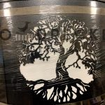 painting – oak